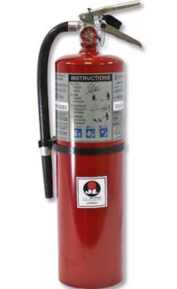 One Call sells ABC fire extinguishers for your commercial kitchen fire suppression